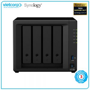Vietcorp phân phối NAS Synology DS420+
